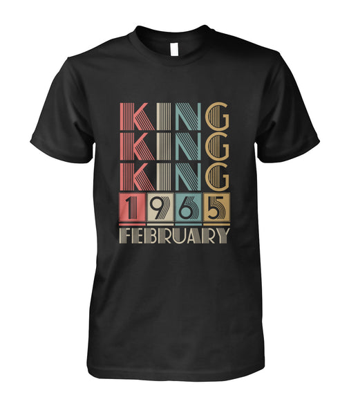 Kings Are Born February 1965-Short Sleeves - TEEHOT.COM