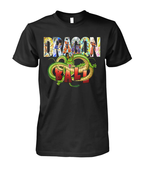 Dragon Ball 2018 shirt-Short Sleeves - AllGolfUSA.COM