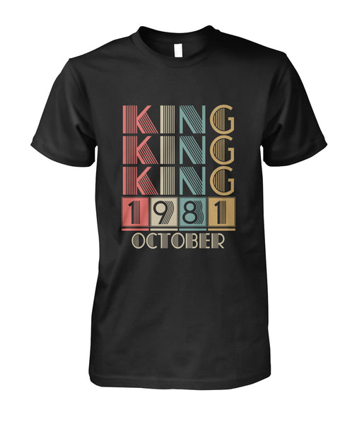 Kings Are Born October 1981