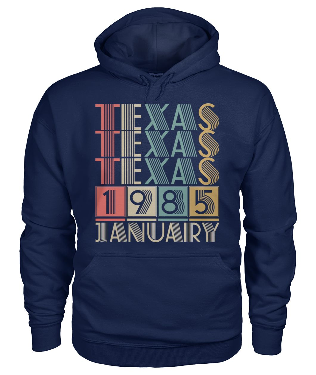Born in Texas in January 1985 t shirt-Short Sleeves - TEEHOT.COM