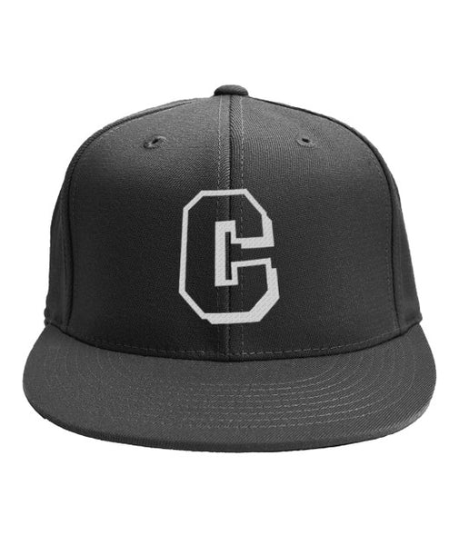 Golf hat proper C name-Apparel - AllGolfUSA.COM