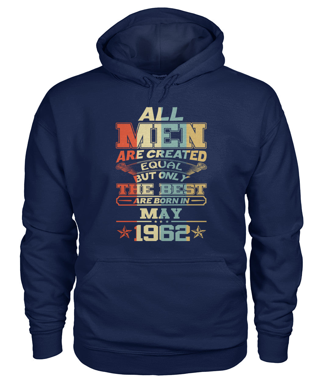 All Men Are Created Equal Only Best Are Born May 1962