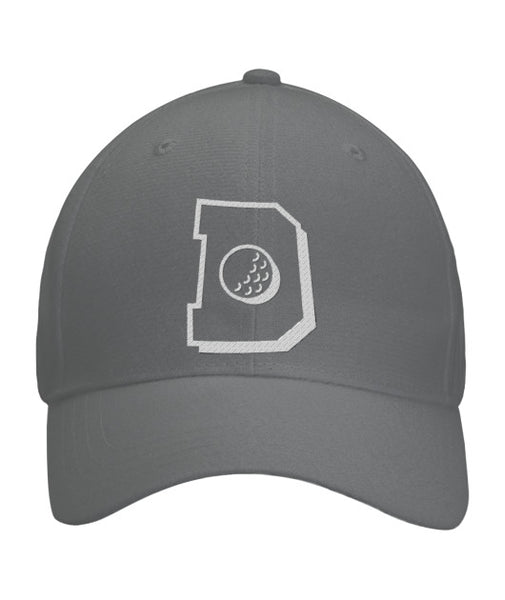 Golf hat proper D name-Apparel - AllGolfUSA.COM