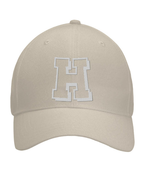 Golf hat proper H name-Apparel - AllGolfUSA.COM