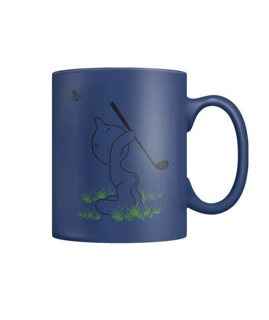 Funny golf coffee mugs