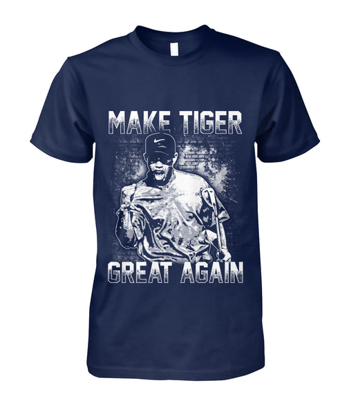 Buy Make Tiger Great Again Shirt-Apparel - AllGolfUSA.COM
