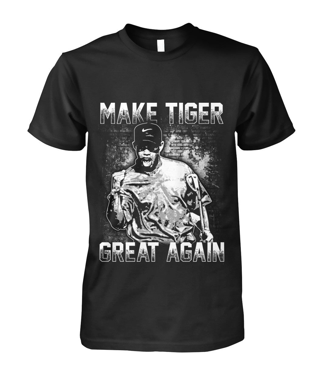 Buy Make Tiger Great Again Shirt-Apparel - TEEHOT.COM