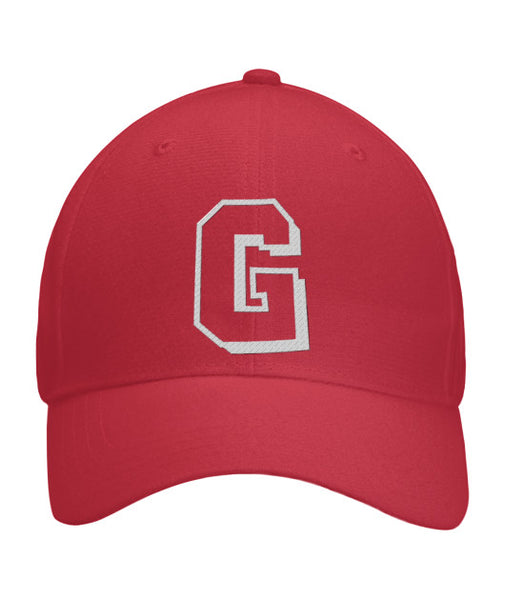 Golf hat proper G name-Apparel - AllGolfUSA.COM