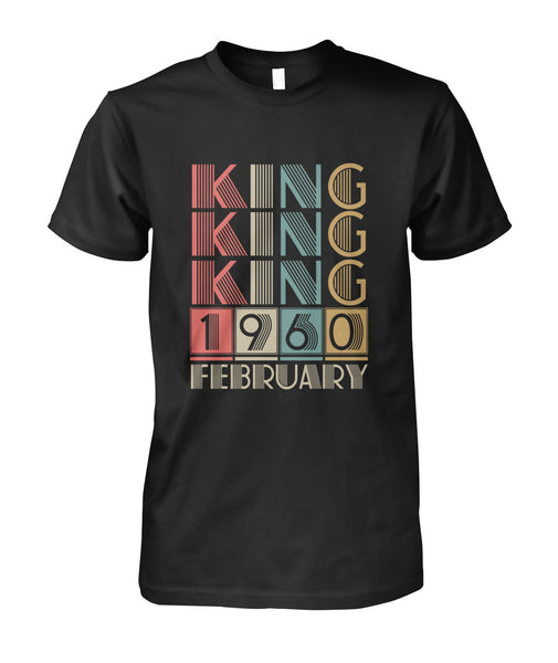 Kings Are Born February 1960-Short Sleeves - TEEHOT.COM