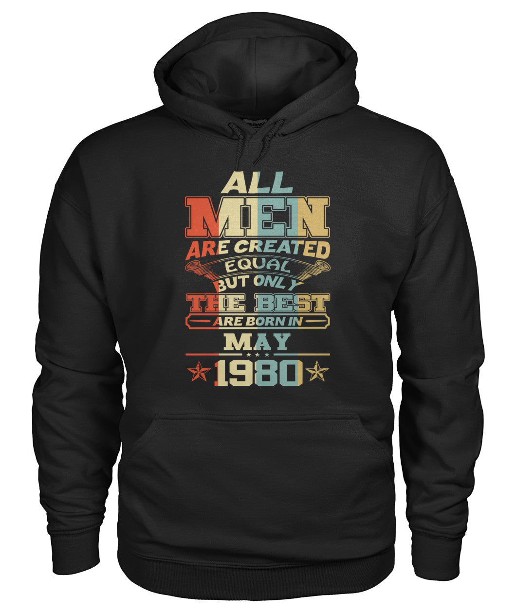 All Men Are Created Equal Only Best Are Born May 1980