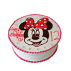 Minnie Mouse Cake 米妮蛋糕