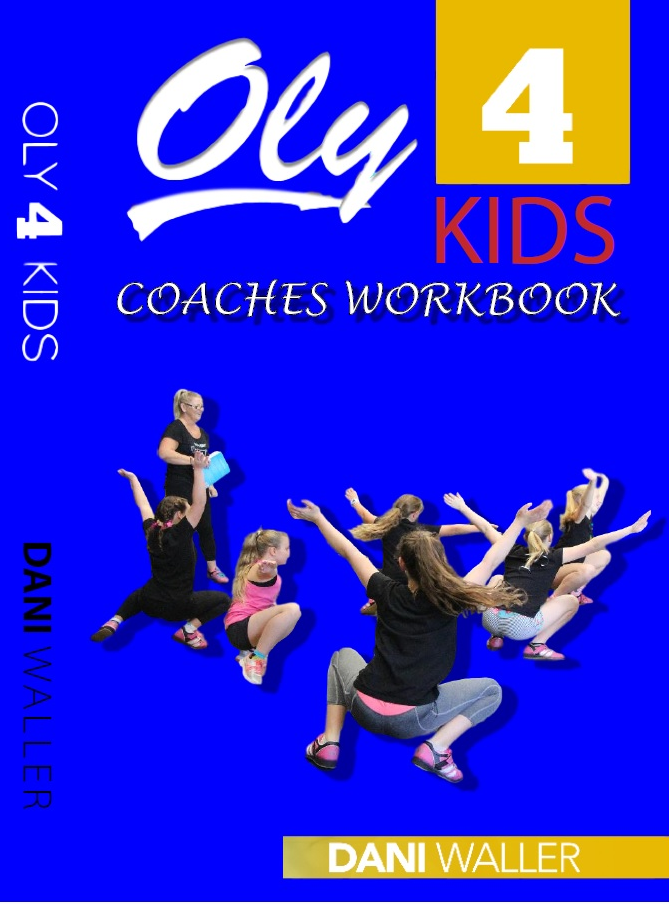 Oly 4 Kids Coaches Course - Brisbane