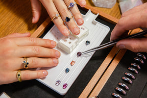 Hand made jewellery melbourne fine jewelry