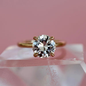 Handmade engagement rings fine jewelry