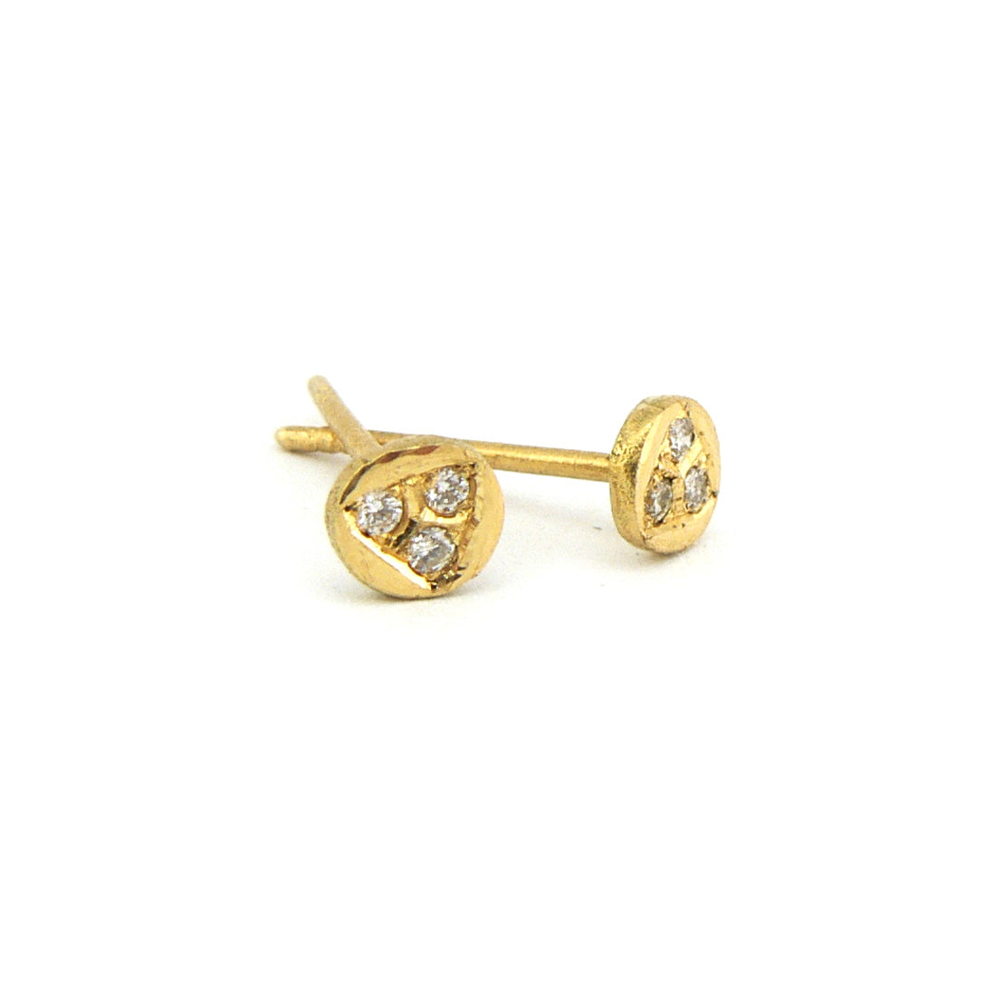 Third Eye Diamond Stud