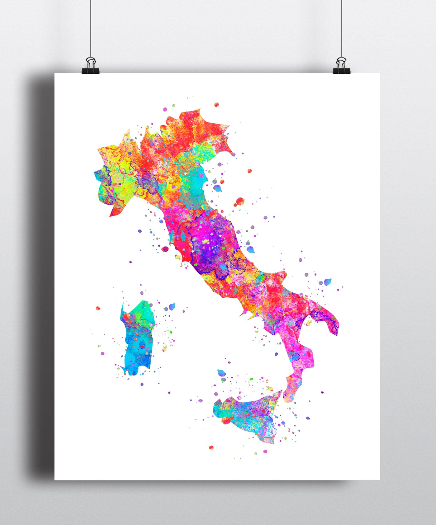 Large Size Unframed Art Prints