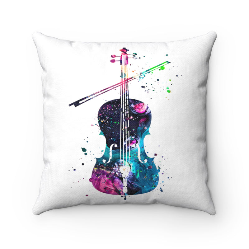 Cello Square Pillow - Zuzi's