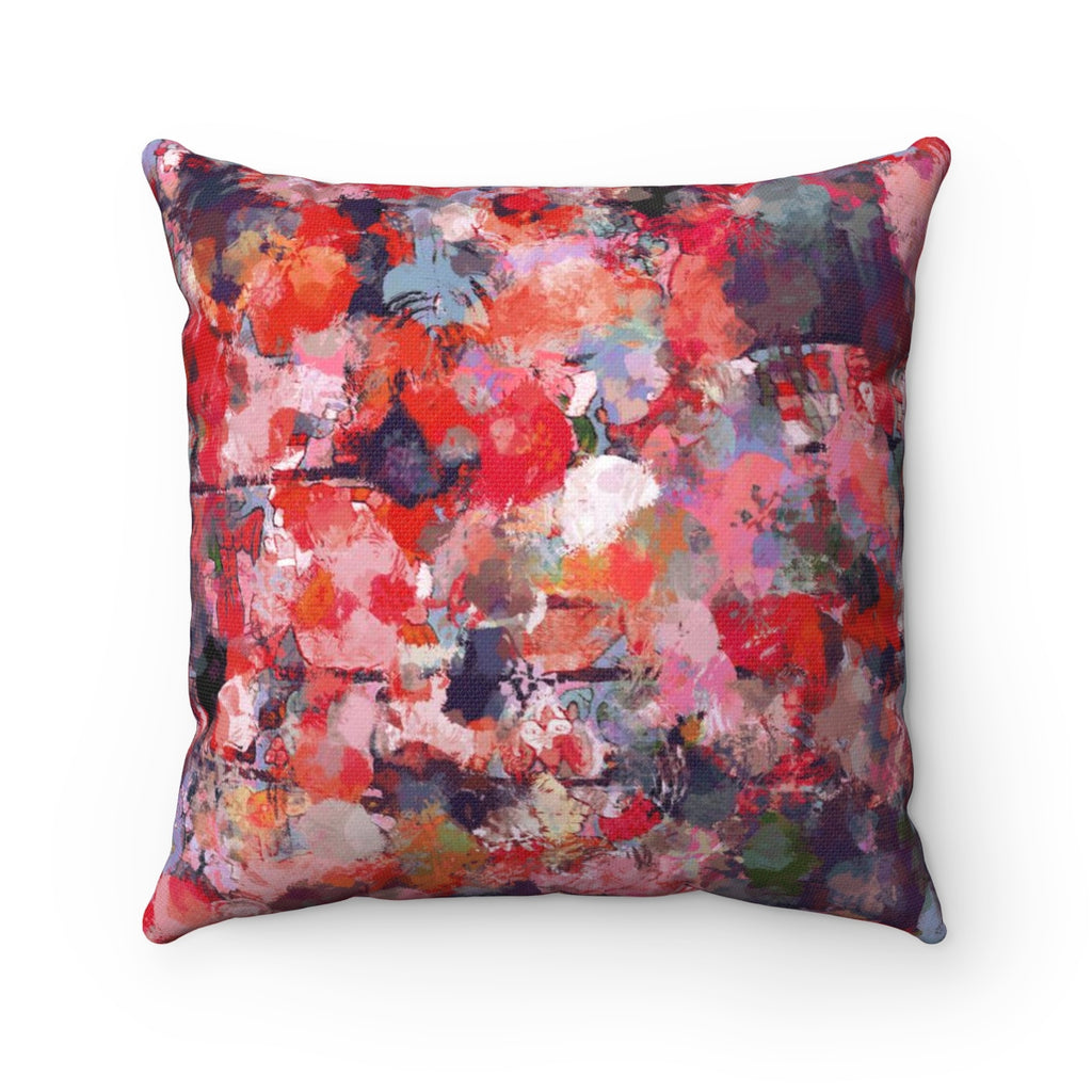 Abstract Square Pillow - Zuzi's