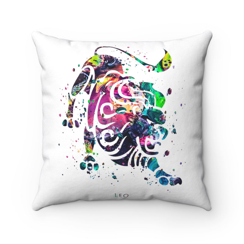 Leo Square Pillow - Zuzi's