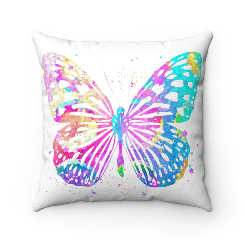Butterfly Square Pillow - Zuzi's
