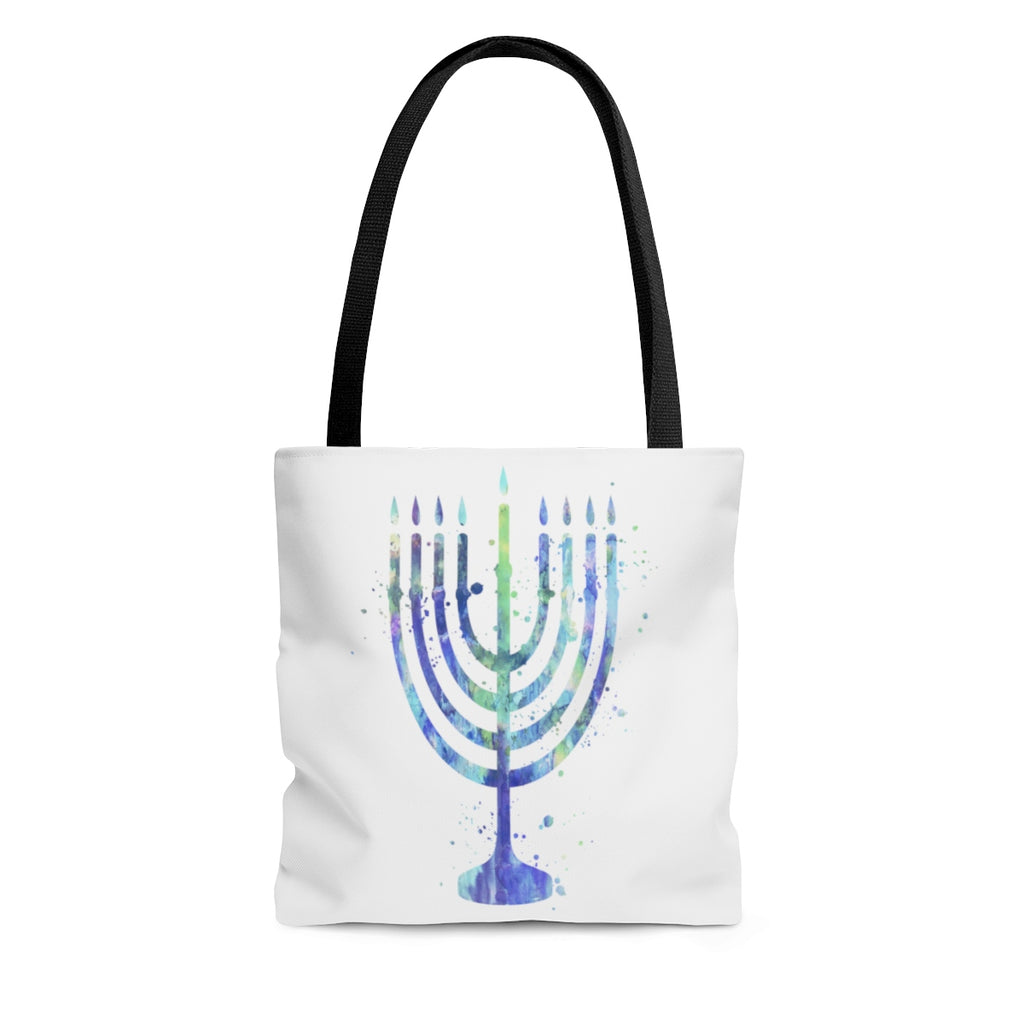 Menorah Tote Bag - Zuzi's