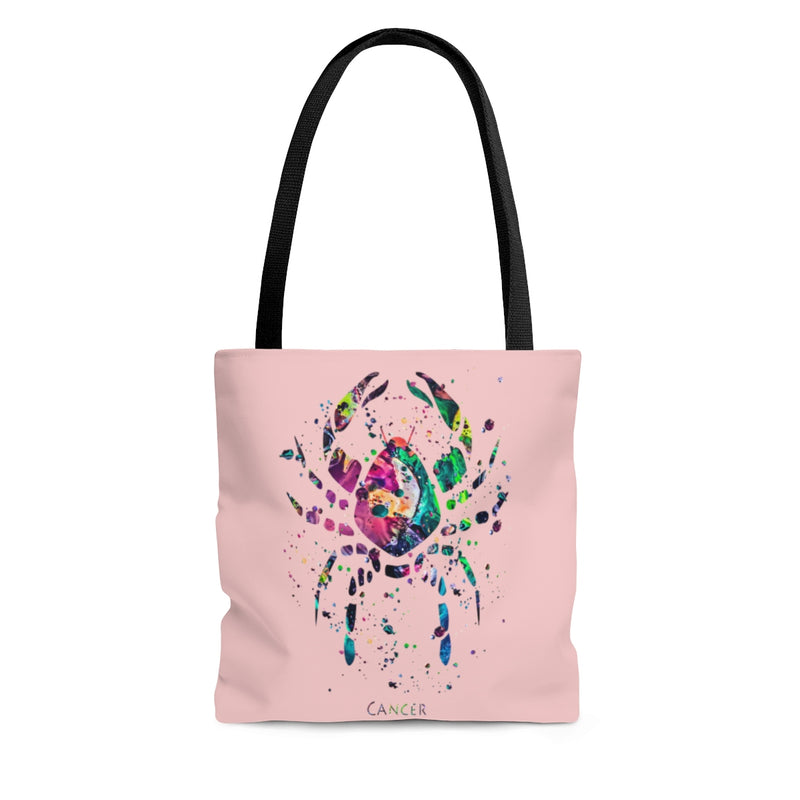 Cancer Zodiac Sign Tote Bag - Zuzi's