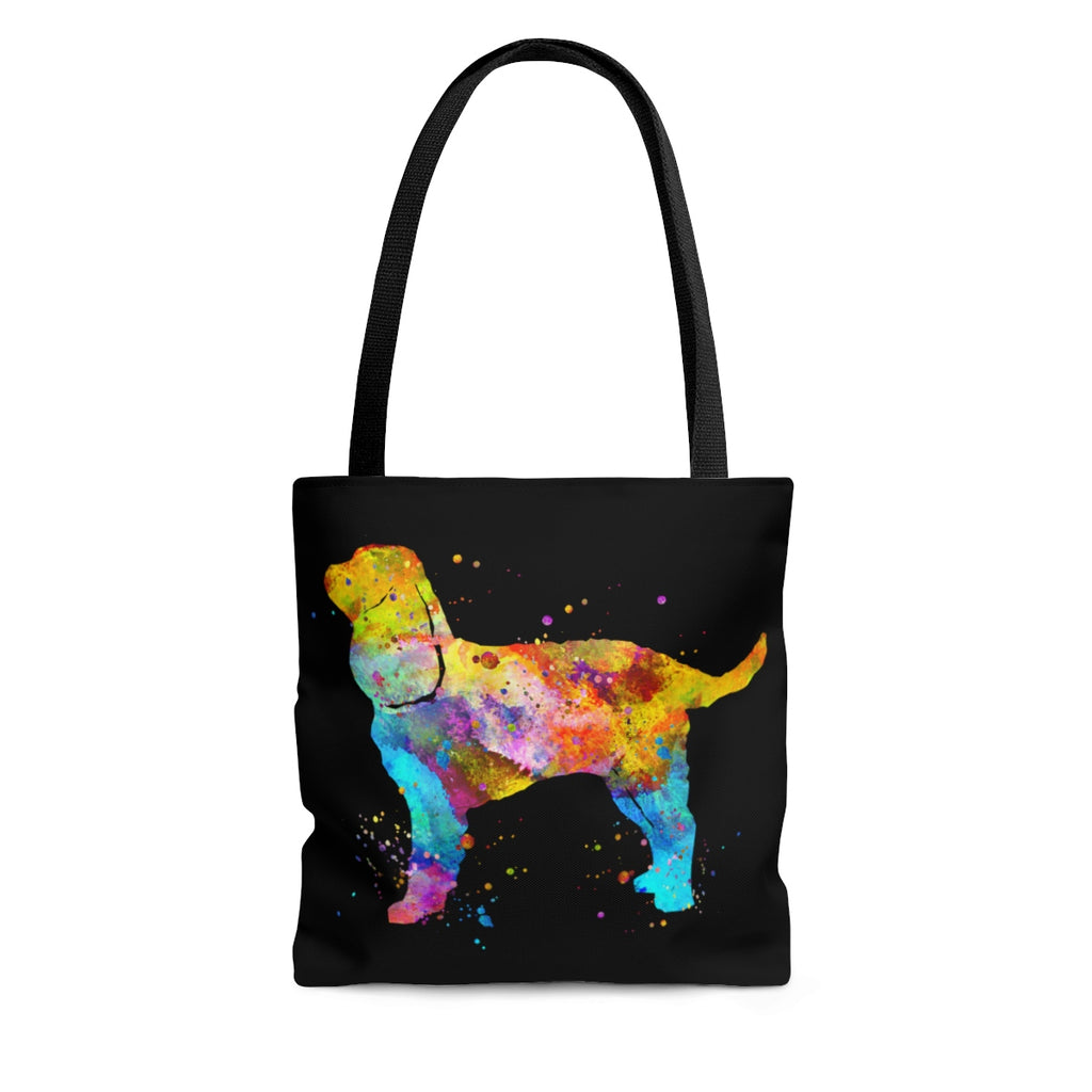 Watercolor  American Water Spaniel Tote Bag - Zuzi's