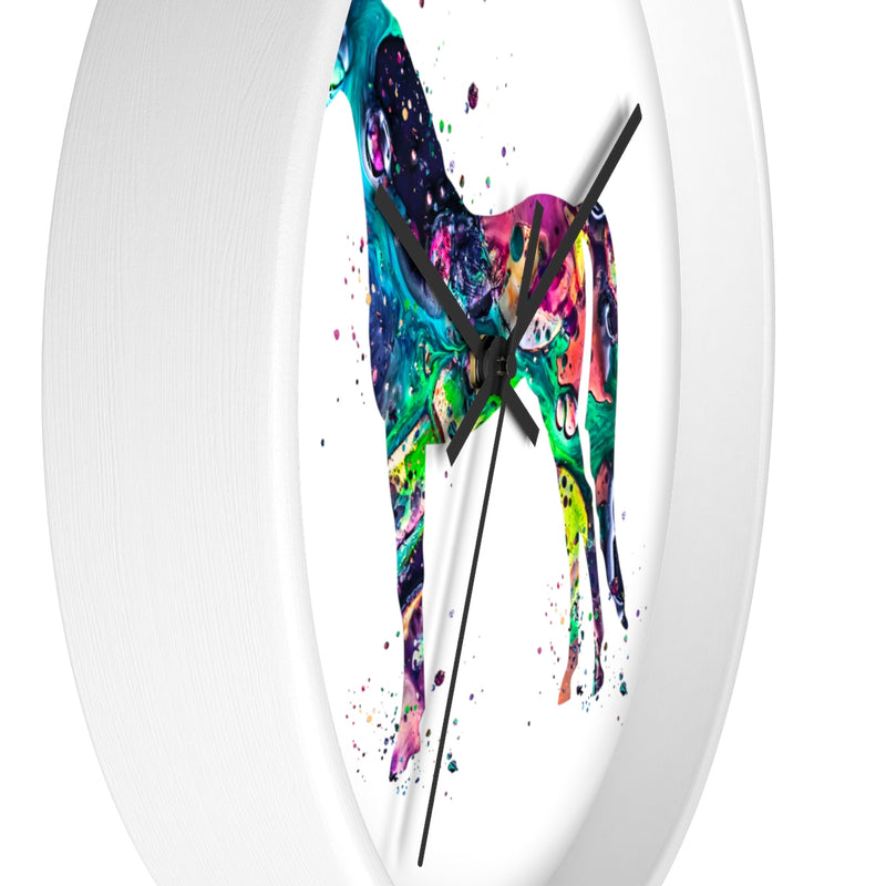 Watercolor Horse Wall Clock - Zuzi's