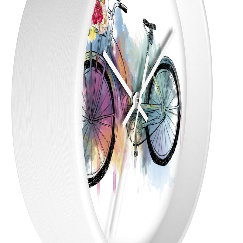 Bicycle  Wall Clock - Zuzi's