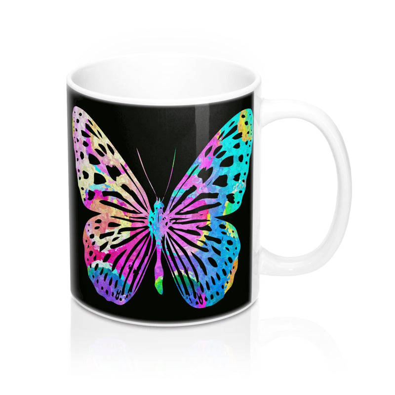 Watercolor Butterfly Mug - Zuzi's