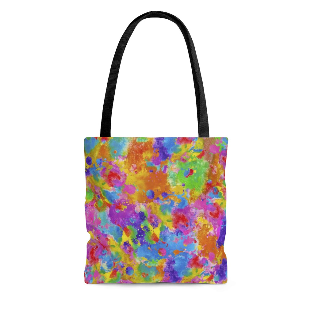 Watercolor  Abstract Tote Bag