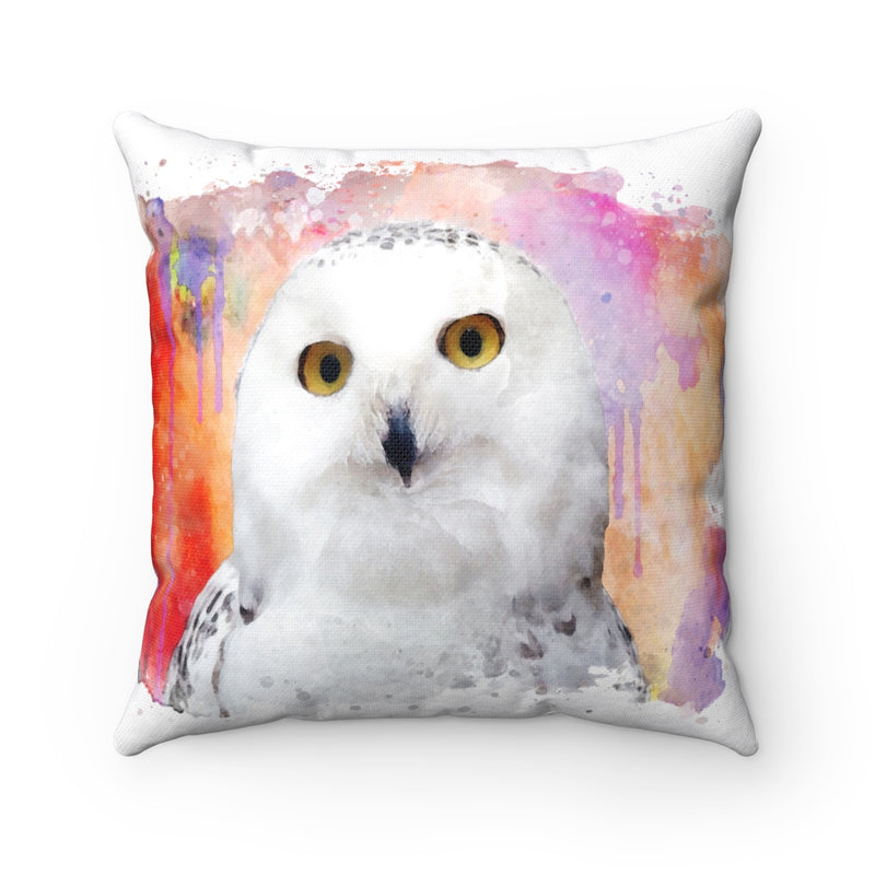 Owl Square Pillow - Zuzi's