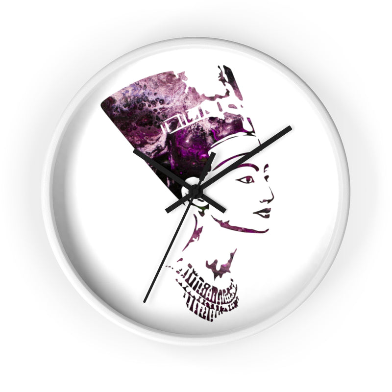 Nefertiti  Wall Clock - Zuzi's