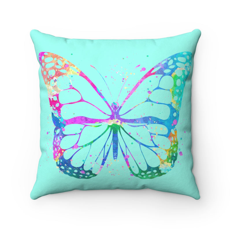 Copy of Butterfly Square Pillow - Zuzi's