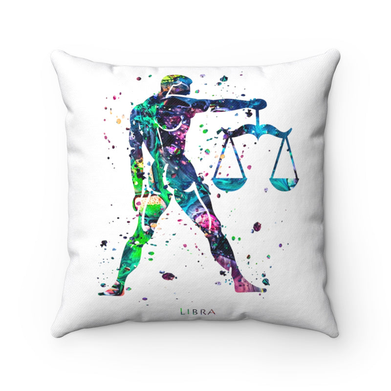 Libra Square Pillow - Zuzi's