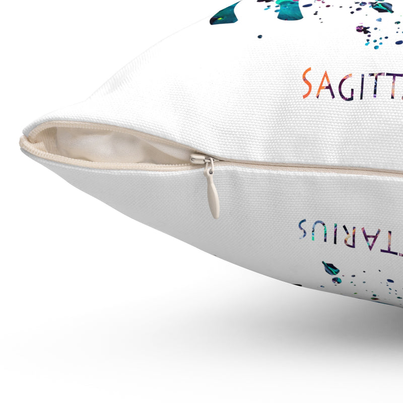 Sagittarius Square Pillow - Zuzi's
