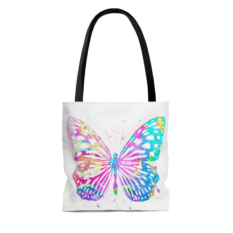 Watercolor Butterfly Tote Bag - Zuzi's