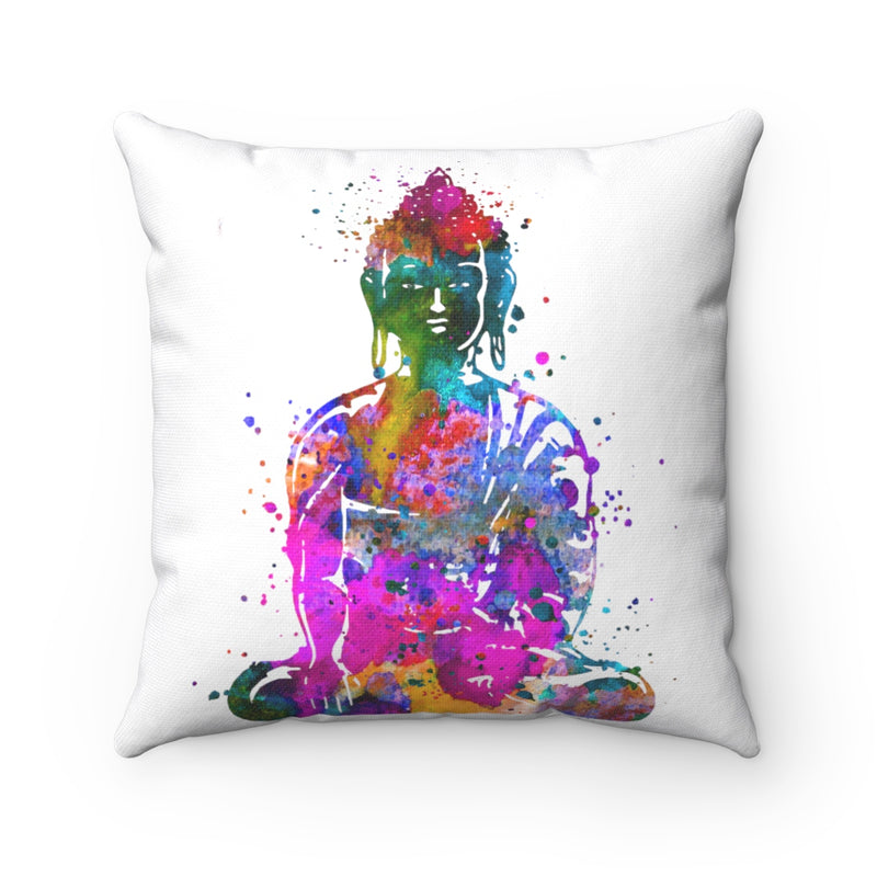 Buddha Square Pillow - Zuzi's