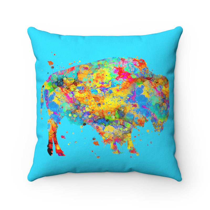 Buffalo Square Pillow - Zuzi's