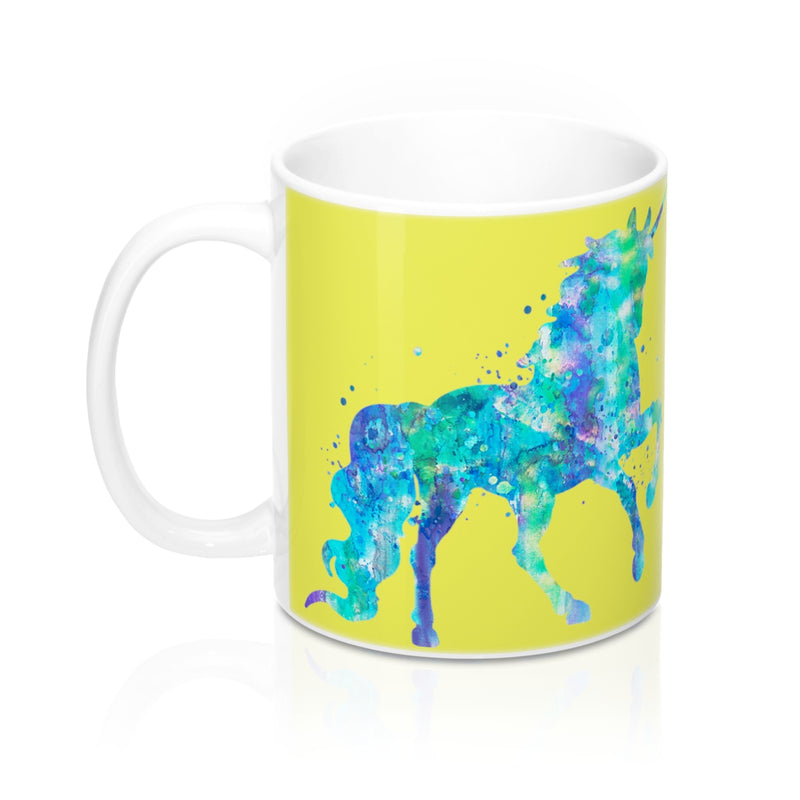 Watercolor Unicorn Mug - Zuzi's