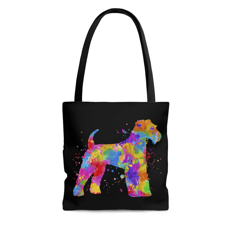 Watercolor  Terrier Tote Bag - Zuzi's