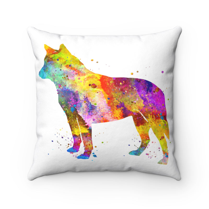 Australian Cattle Dog  Square Pillow - Zuzi's