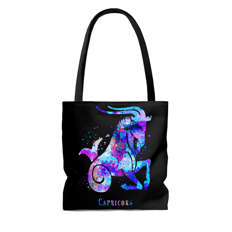 Capricorn  Zodiac Sign Tote Bag - Zuzi's