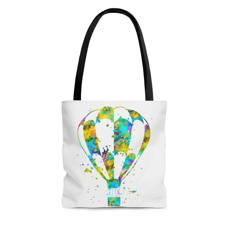 Watercolor Hot Air Balloon  Tote Bag