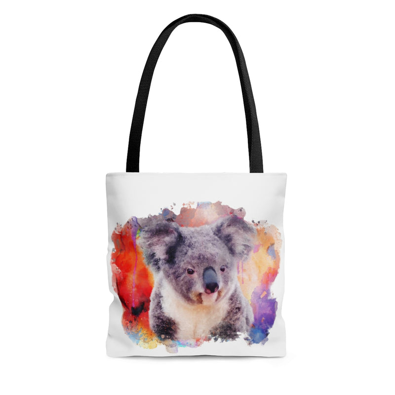 Watercolor Koala Tote Bag - Zuzi's