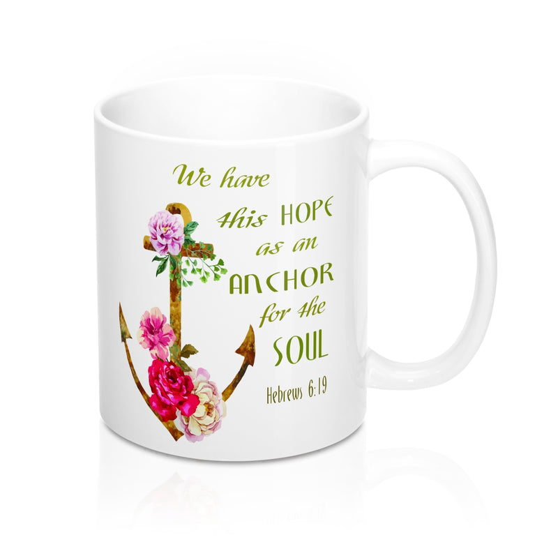 Bible Verse  Quote Mug - Zuzi's
