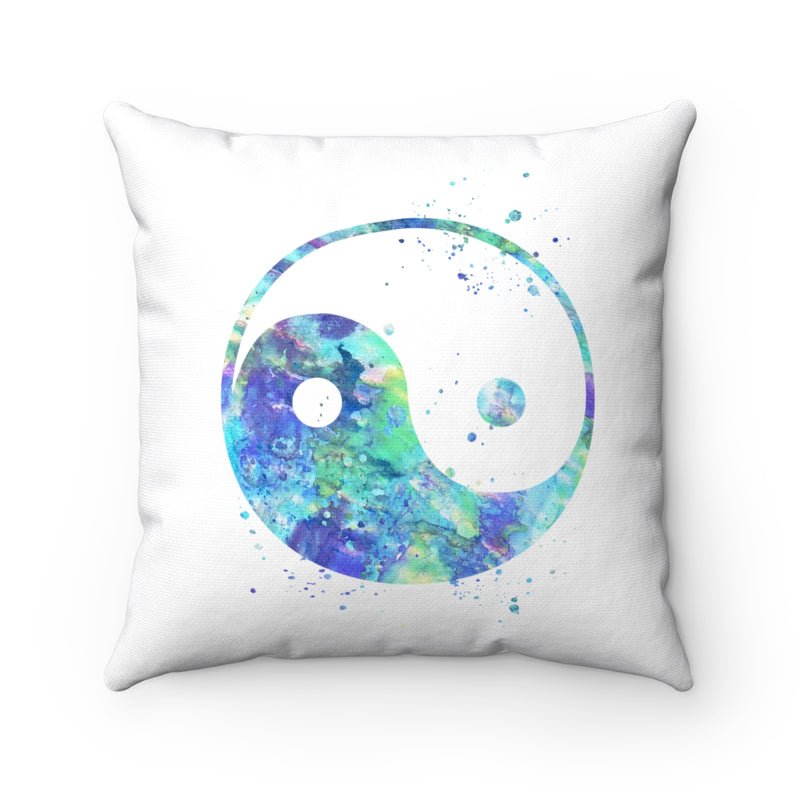 Yin Yang Square Pillow - Zuzi's
