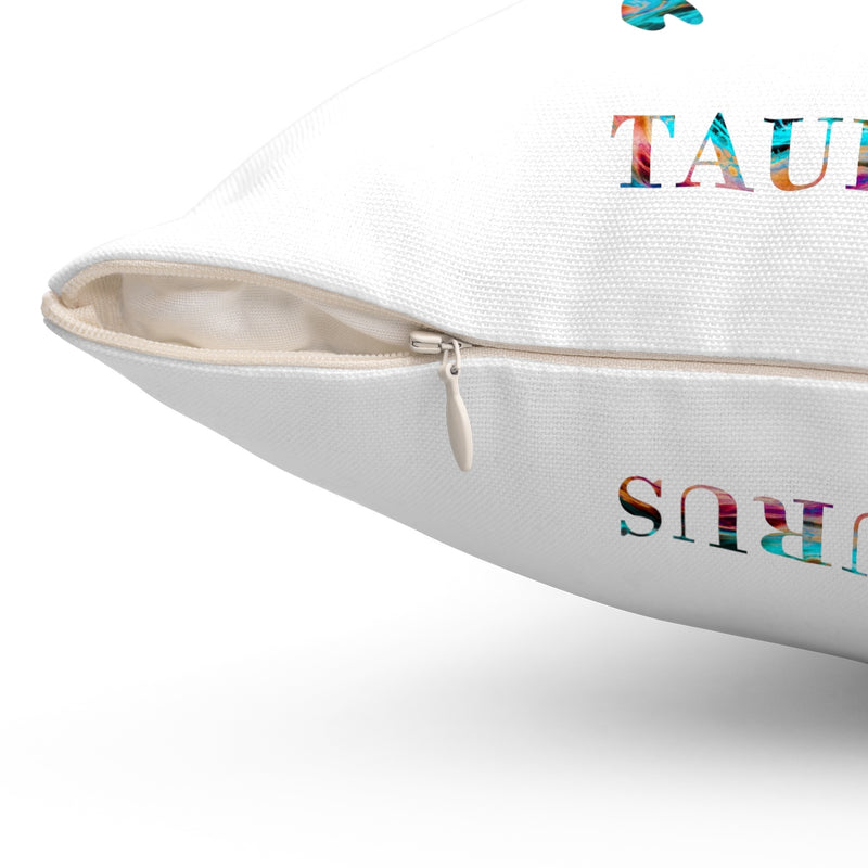Taurus Square Pillow - Zuzi's