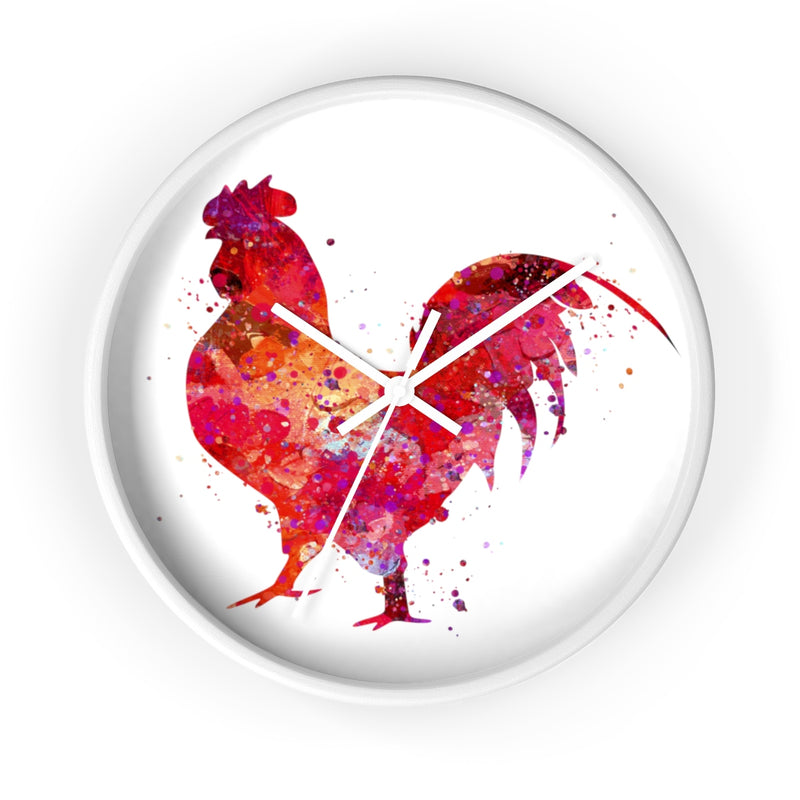 Rooster Wall Clock - Zuzi's