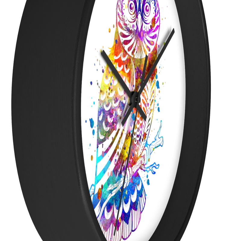 Owl Wall Clock - Zuzi's